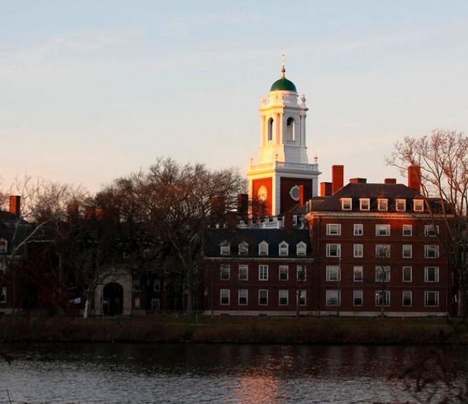 Đại học Harvard, Mỹ. Ảnh: Instagram.