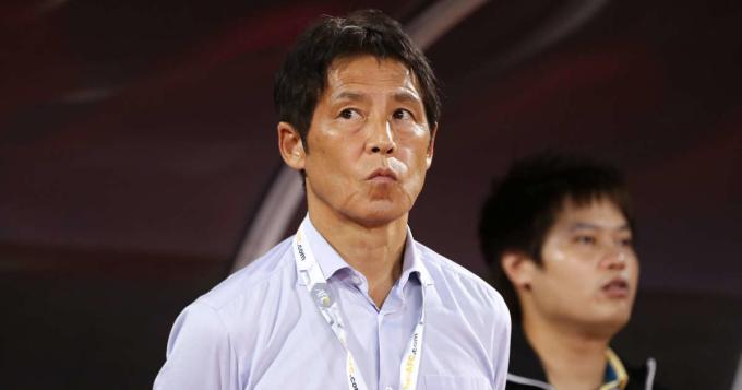 Nishino là HLV ngoại thứ 14 của tuyển Thái Lan. Ảnh: AFC