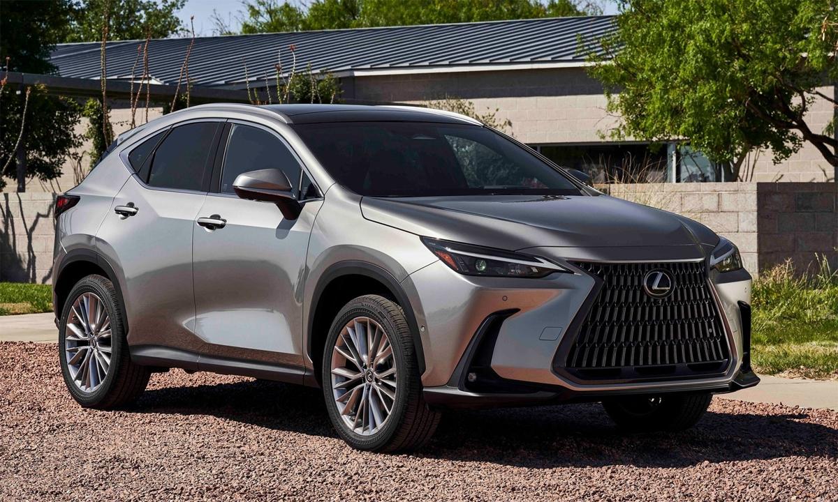NX thế hệ mới - cuộc chuyển mình của Lexus