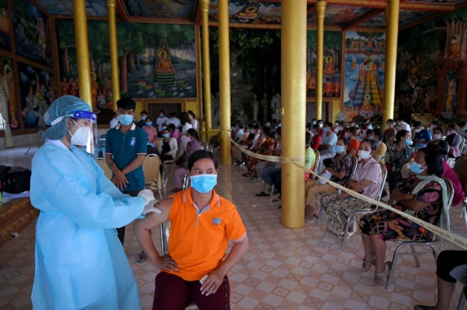 Ca tử vong Covid-19 Campuchia cao kỷ lục