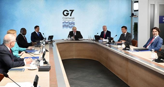 G7 muốn WHO tiếp tục điều tra nguồn gốc Covid-19 ở Trung Quốc
