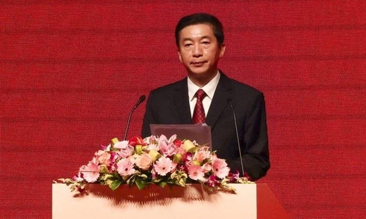 Quan chức Trung Quốc: 'Kẻ thù' muốn Hong Kong thành con tốt