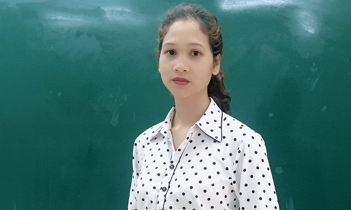 Cô giáo 25 tuổi làm đại biểu Quốc hội