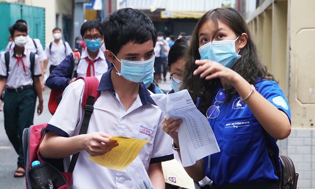TP HCM 'không thể thi lớp 10 trước 25/6'