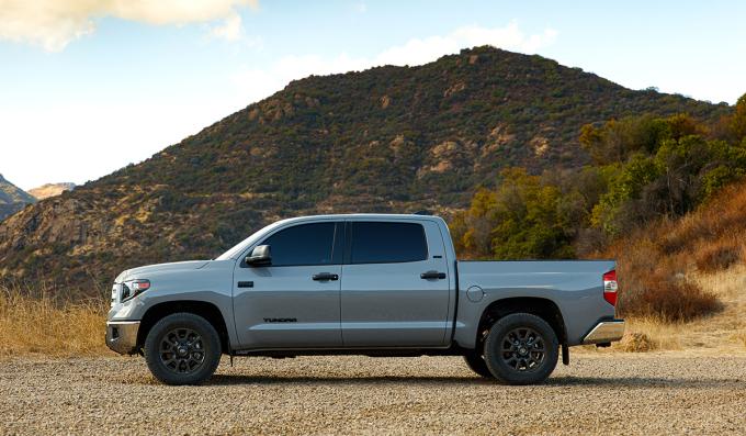 Mẫu Toyota Tundra Trail Edition 2021. Ảnh: Toyota
