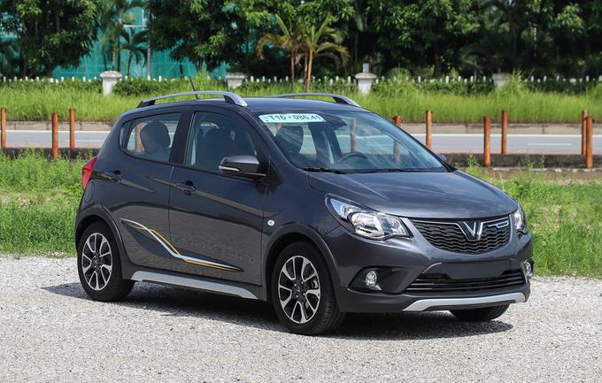 Fadil, mẫu ô tô bán chạy nhất của VinFast.