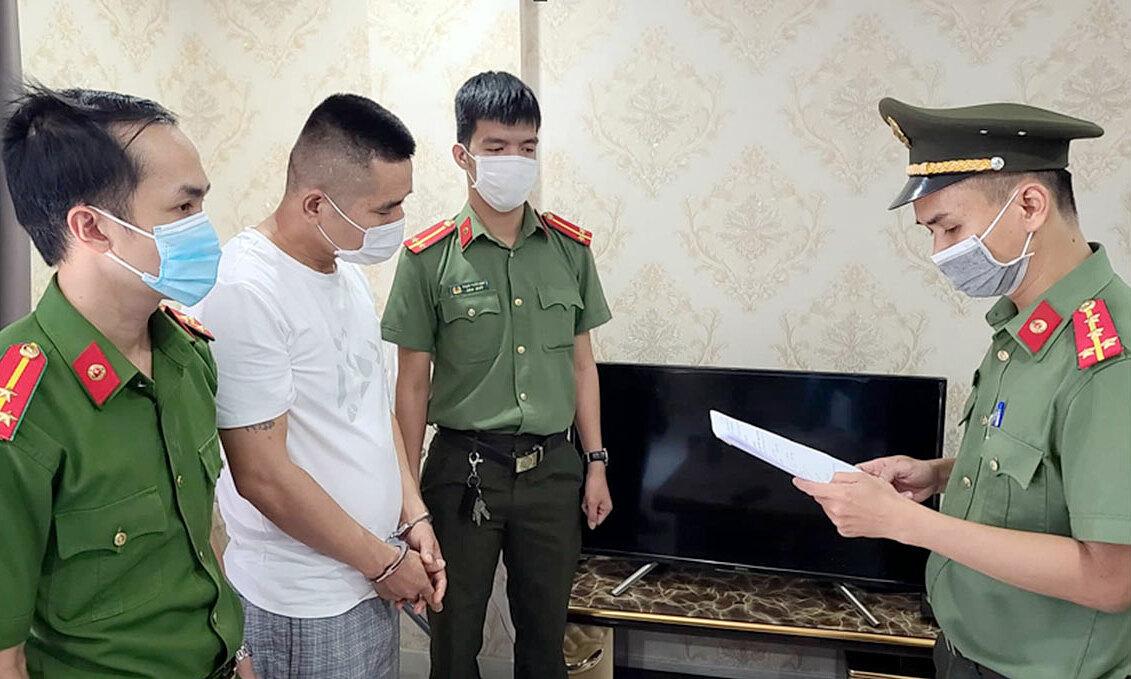 Khởi tố người Trung Quốc ở lại Việt Nam trái phép