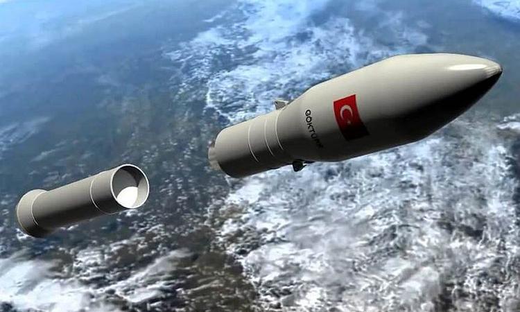Thổ Nhĩ Kỳ lên kế hoạch phóng thiết bị đổ bộ Mặt Trăng