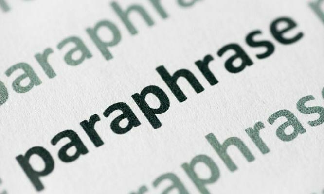 Các website cung cấp công cụ Paraphrasing miễn phí
