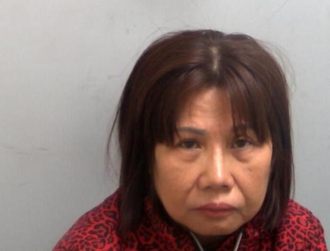 Yen Tran, 64 tuổi, bị kết án tù vì cung cấp lao động Việt cho trang trại trồng cần sa. Ảnh: Echo News