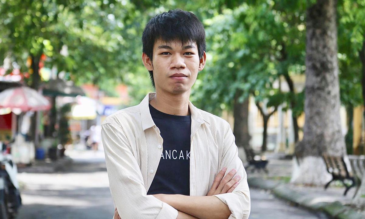 Sinh viên quốc tế đầu tiên giành học bổng của ĐH Bách khoa Hà Nội