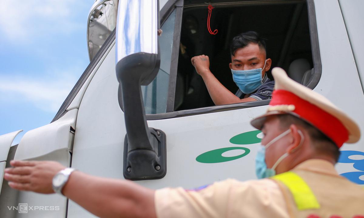 Đà Nẵng siết chặt kiểm dịch ở cửa ngõ
