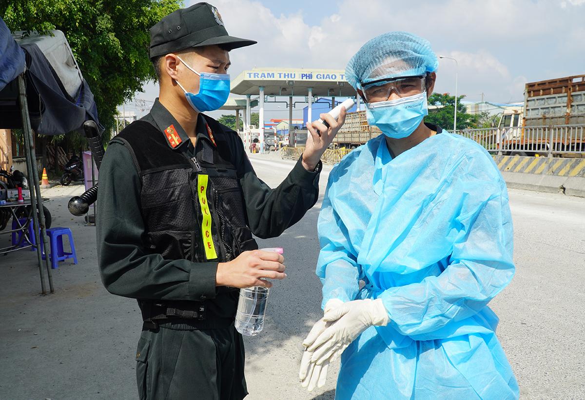 'Đồng Nai đang căng mình chống dịch'