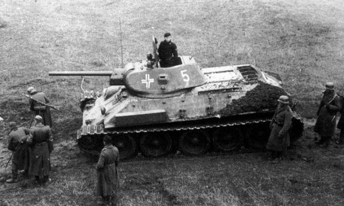 Xe tăng Liên Xô khiến tướng Đức nể phục