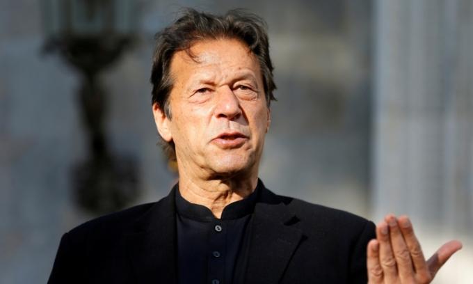 Thủ tướng Pakistan nói phụ nữ bị hiếp dâm vì mặc 'thiếu vải'