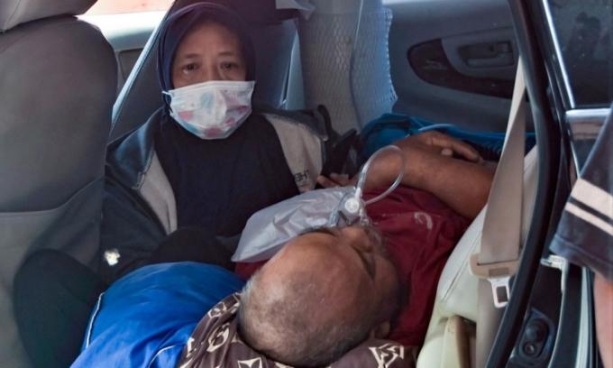 Indonesia tăng kỷ lục hơn 21.000 ca nhiễm Covid-19