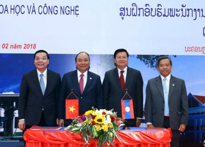 Những công nghệ Việt Nam chuyển giao sang Lào