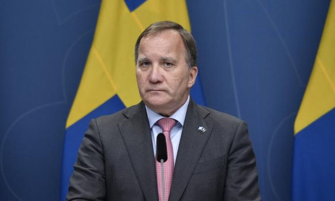 Thủ tướng Thụy Điển từ chức