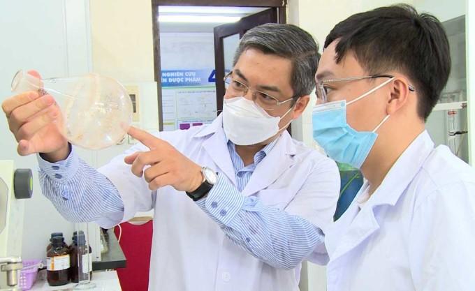 Viện Hóa học sẽ nâng cấp quy trình tổng hợp dược chất Favipiravir