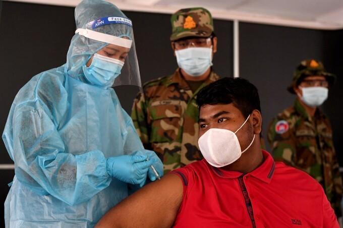 Campuchia ghi nhận người chết do Covid-19 cao kỷ lục