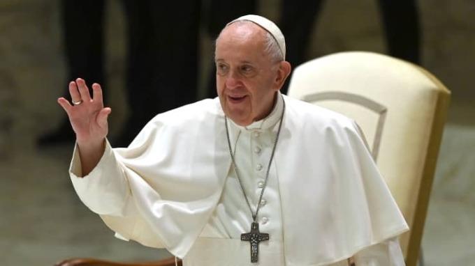 Giáo hoàng đáp ứng tốt với ca phẫu thuật đại tràng
