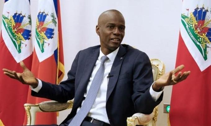 Các nước lên án vụ ám sát Tổng thống Haiti