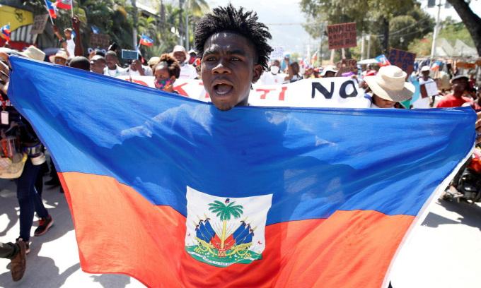 Người Haiti buồn vui lẫn lộn sau vụ ám sát Tổng thống