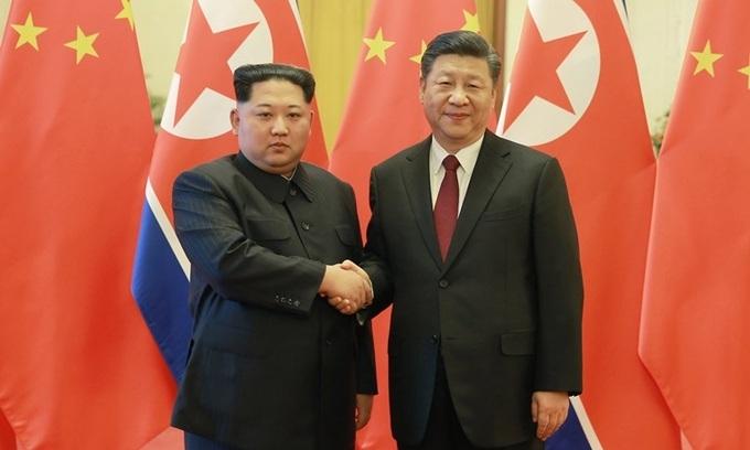 Trung – Triều cam kết đưa quan hệ lên 'giai đoạn mới'