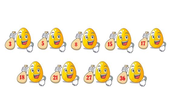 Bài toán bán trứng của học sinh lớp 5