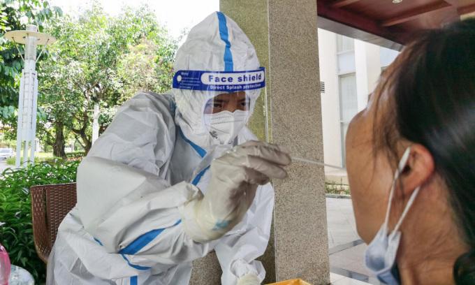 Trung Quốc dùng công nghệ nhận diện khuôn mặt chống Covid-19