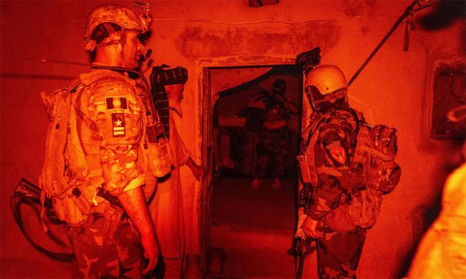 Đặc nhiệm Afghanistan truy đuổi 'bóng ma' Taliban