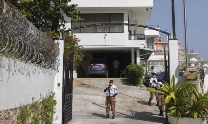 Cuộc truy lùng nhóm sát thủ đoạt mạng Tổng thống Haiti