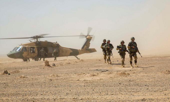 Thảm kịch của phi công Afghanistan khi Mỹ rút quân