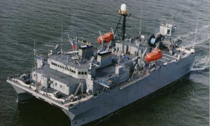 Mỹ tăng giám sát tàu ngầm Trung Quốc