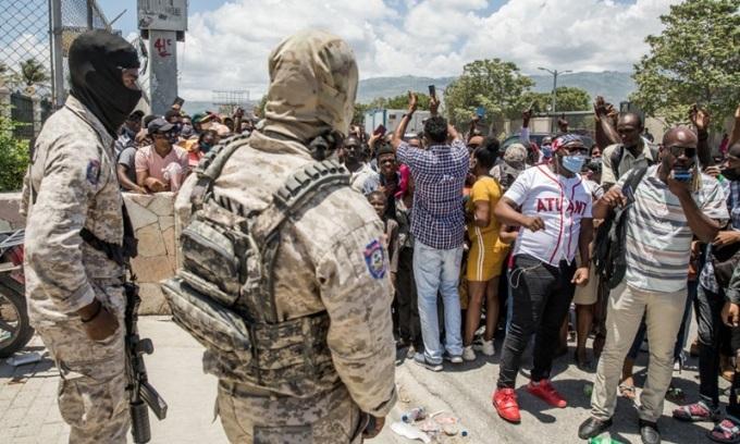 Mỹ từng huấn luyện nghi phạm ám sát Tổng thống Haiti