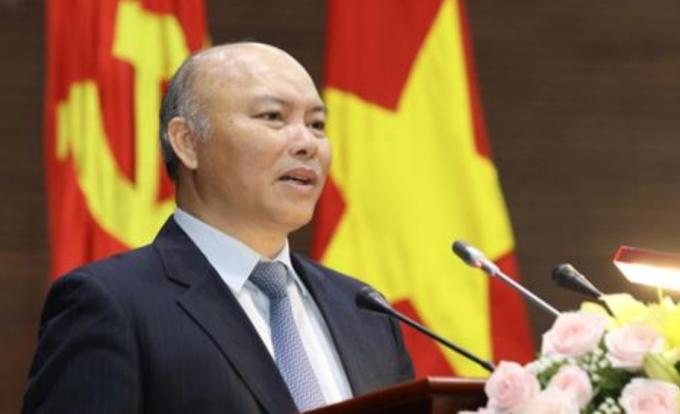 Ông Vũ Đăng Minh, Chánh Văn phòng Bộ Nội vụ. Ảnh: TTX