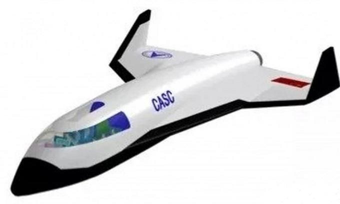 Chuyến bay thử nghiệm phi cơ mô hình ngày 16 tháng 7. Ảnh: SCMP.