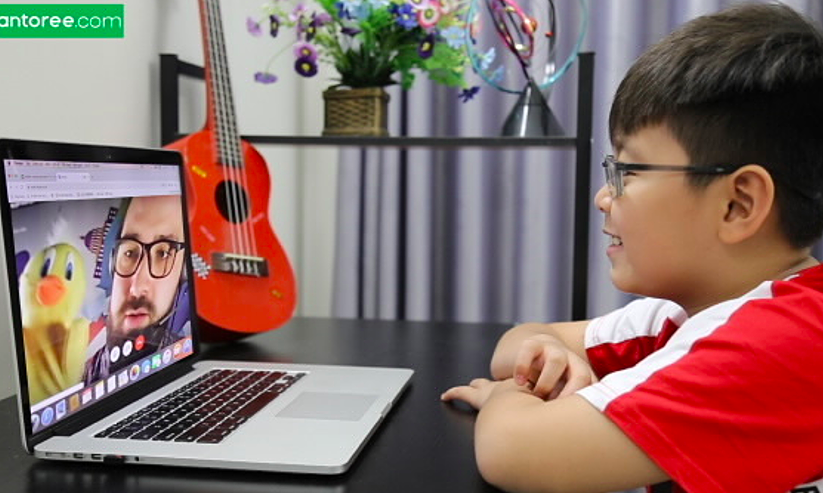 Antoree Singapore - Giải pháp học tiếng Anh cho con mùa Covid-19