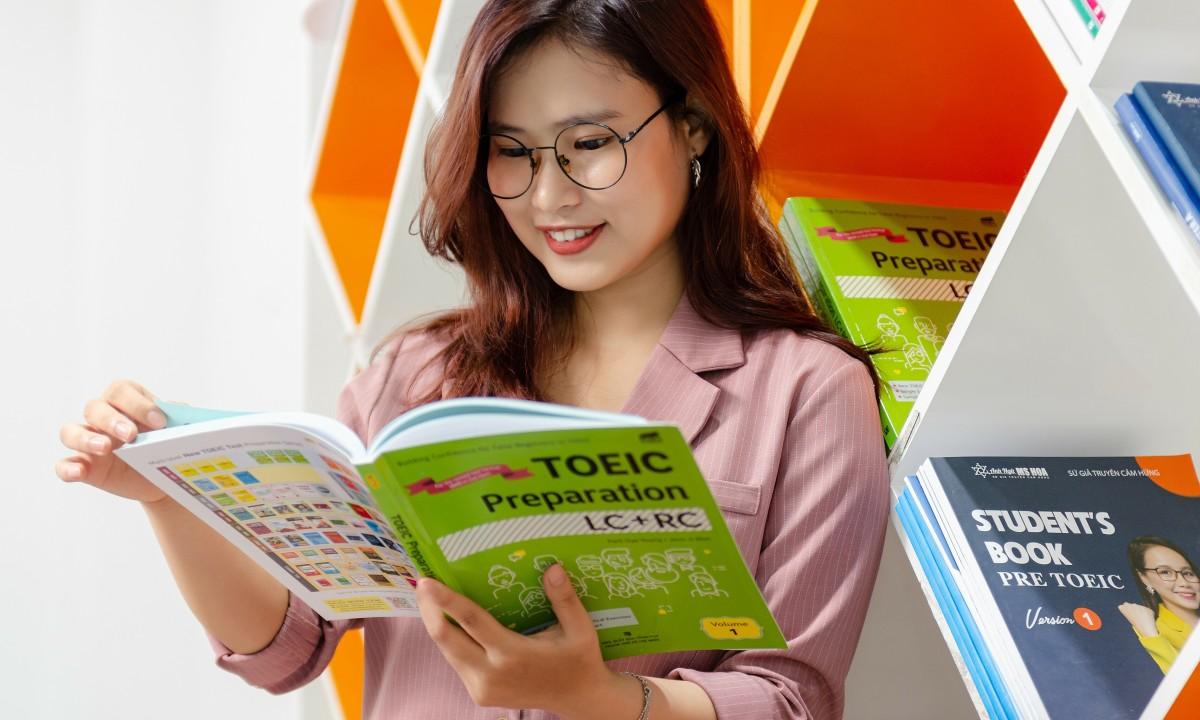 4 cuốn sách TOEIC dành cho người mới bắt đầu