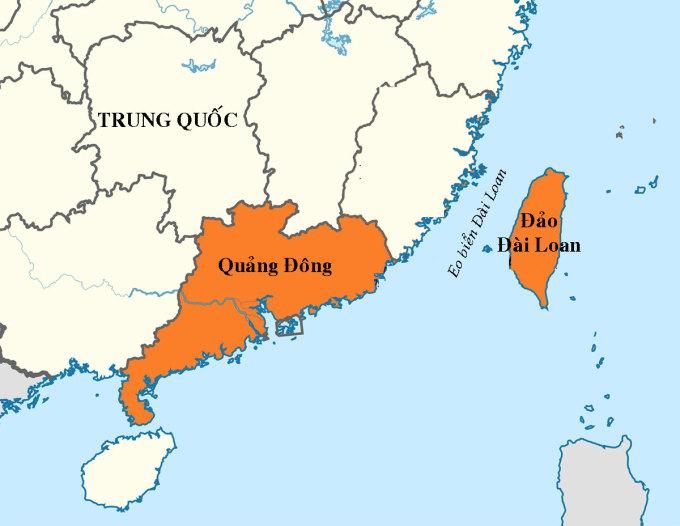 Trung Quốc diễn tập phòng không gần đảo Đài Loan - VnExpress