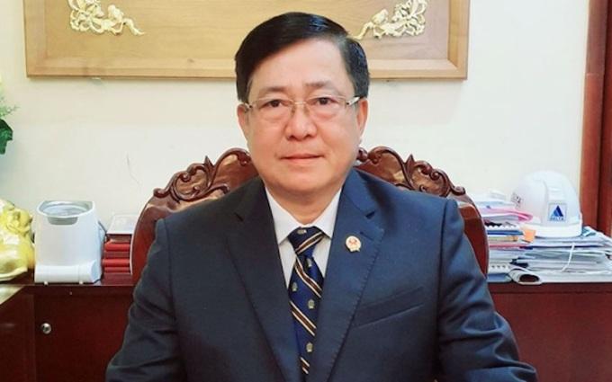 Ông Ngô Tiến Hùng, tân Thẩm phán TAND tối cao. Ảnh: Mai Thoa