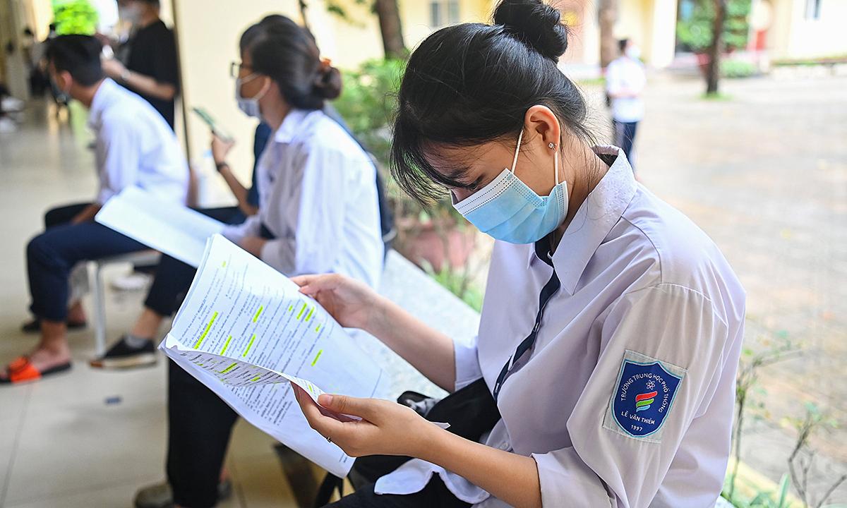 Ba trường thuộc Đại học Quốc gia Hà Nội công bố điểm sàn