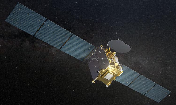 Lần đầu tiên phóng vệ tinh liên lạc có thể lập trình lại