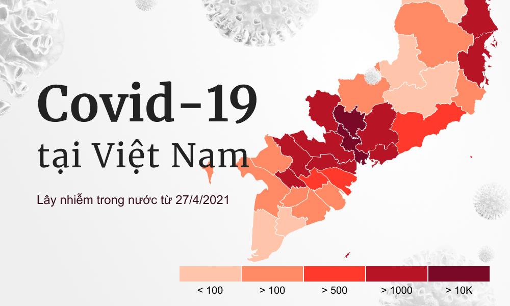Số liệu Covid-19: Cả nước hơn 170.000 ca nhiễm