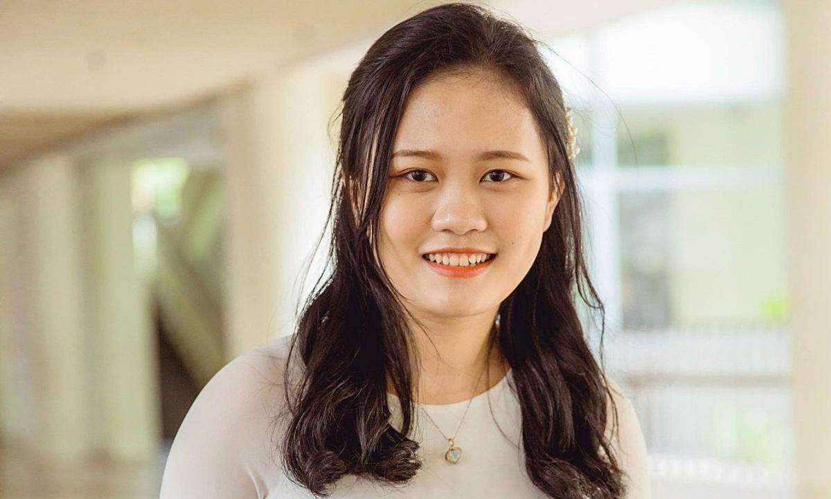 Nữ sinh duy nhất giành huy chương vàng Olympic Hóa quốc tế