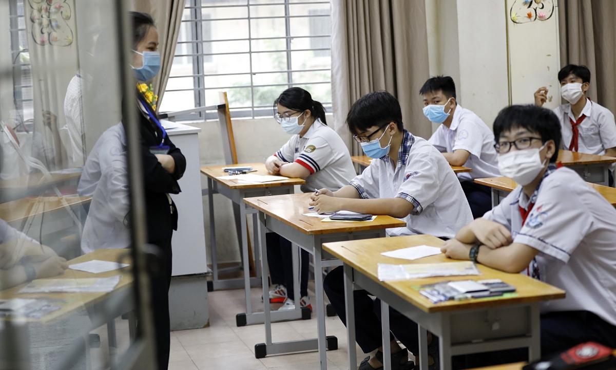 TP HCM công bố điểm chuẩn lớp 10 ngày 20/8