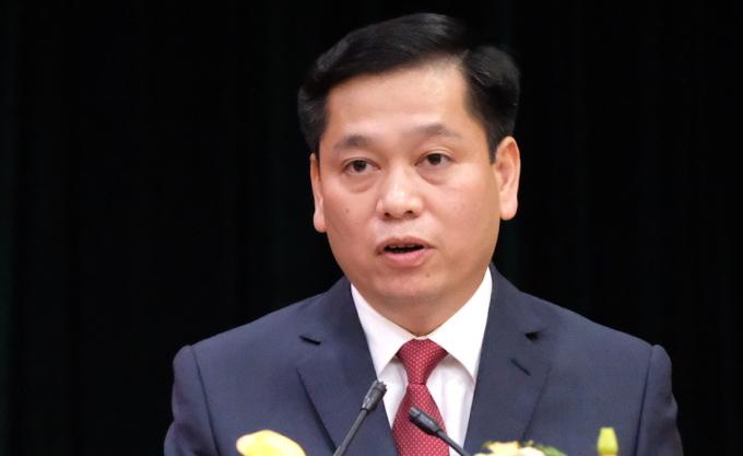 Chủ tịch Bắc Kạn làm Bí thư Đảng ủy khối các cơ quan Trung ương