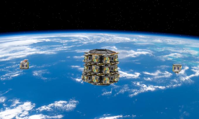 Startup Australia dự định xây dựng mạng lưới 210 vệ tinh