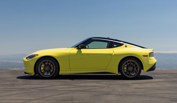 Z Proto Spec - bản giới hạn 240 chiếc. Ảnh: Nissan