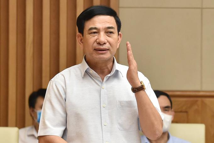 Bộ trưởng Quốc phòng Phan Văn Giang. Ảnh: Nhật Bắc